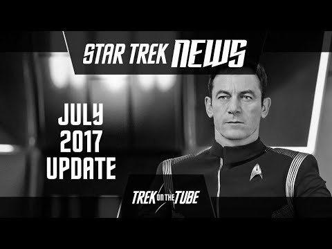 Thumbnail: STAR TREK DISCOVERY - July 2017 Update : New transporter room ?