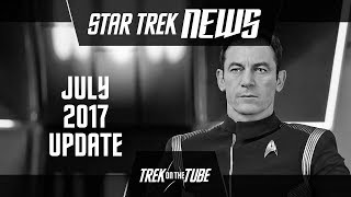 STAR TREK DISCOVERY - July 2017 Update : New transporter room ?