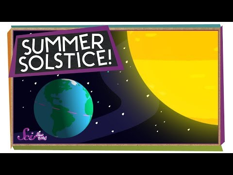 The Longest Day of the Year: The Solstice!