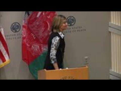 US peace envoy:  Taliban talks have long way to go Mp3