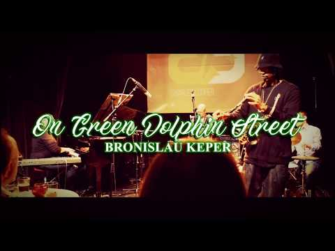 On Green Dolphin Street  Charles Cooper Chop & JCB TRIO REAL HOPPERS RECORDS