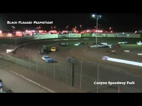 Canyon Speedway Park- Pure Stock Main May 2nd 2015