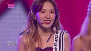뮤직뱅크 Music Bank - Rookie - 레드벨벳 (Rookie - Red Velvet).20170815
