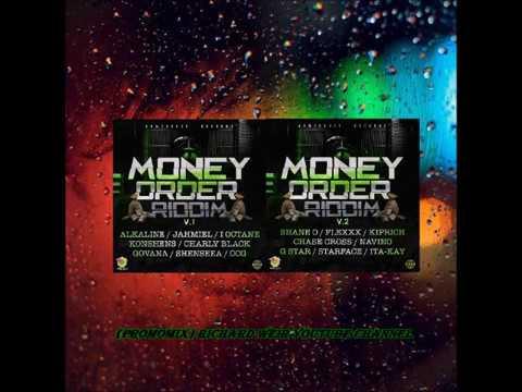 MONEY ORDER RIDDIM V1 & V2 (Mix-Sep 2018) ARMZHOUSE RECORDS