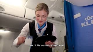 KLM launches new meal service