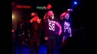 Maximilian ft Zhao & Silviu Pasca   The Guy - Domnisoare (live)