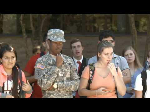 Give Me an Answer - #2815 - Texas State University - Zombie?