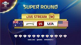 Australia v USA - WBSC 2019 Premier12 - Super Round