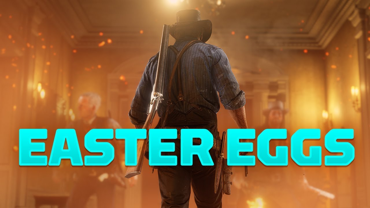 19 Incredible Easter Eggs Found in Red Dead Redemption 2