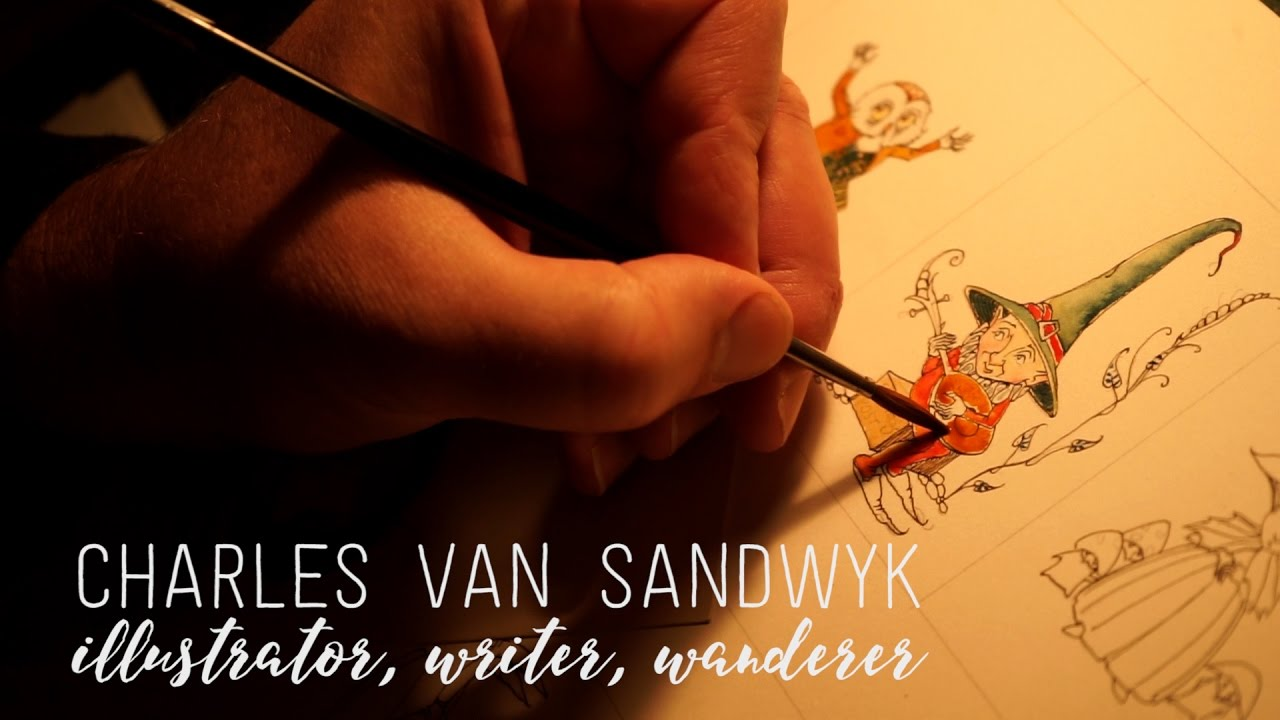 Charles van Sandwyk: Illustrat...