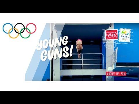 Day 14: young guns