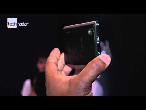 LG Prada 3.0 Luxury Designer Smartphone first look
