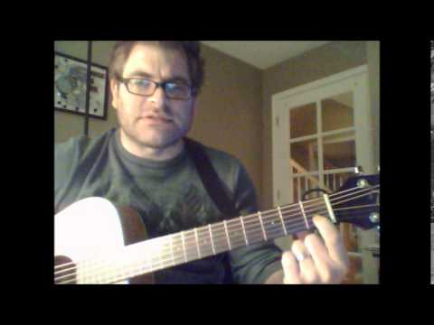 How to play a Gsus4 chord on guitar