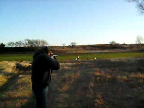 Shooting the .458 Winchester Magnum!  #4