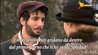 SUB ITA Bacio Simon e Soledad Il segreto