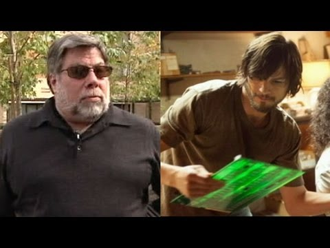 Ashton Kutcher's Steve Jobs Movie Faces Steve Wozniak's Criticism