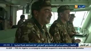 """وزارة الدفاع : تجريب ناجح لسفينة الغراب """" الضافر """""""