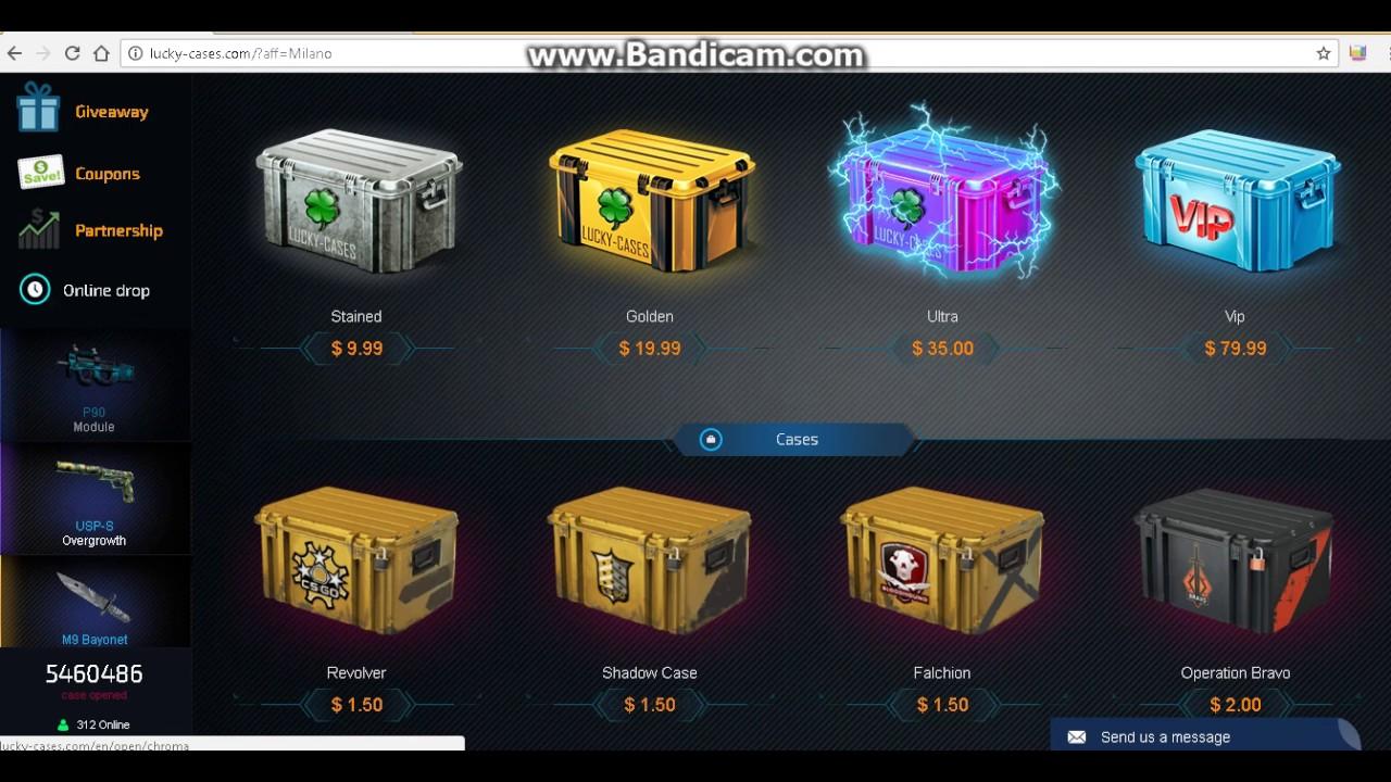 lucky cases com