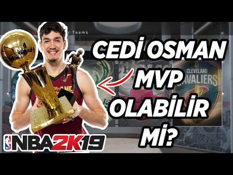 CEDİ OSMAN, EN İYİ HALİYLE NBA'DE MVP OLABİLİR Mİ? BÜTÜN OYUNCULAR ZİRVE DÖNEMİNDE! Türkçe NBA 2K19 thumbnail