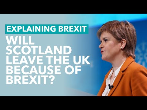 Will Scotland Leave the UK Because of Brexit? - Brexit Explained