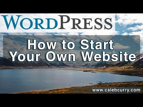 How to Create a WordPress Blog thumbnail