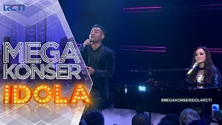 "Video MEGA KONSER IDOLA - Maia feat. Judika ""Salahkah Aku Mencintaimu"" [28 November 2017] download MP3, 3GP, MP4, WEBM, AVI, FLV Maret 2018"