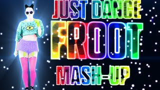 Just Dance - Marina And The Diamonds (Froot) (FANMADE MASHUP) thumbnail