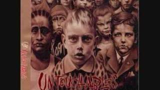 Korn- Alone I Break