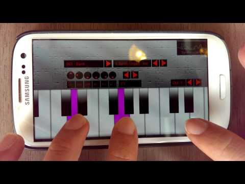 Fun Keyboard & Piano Synthesizer Toccata - in Pipe Organ Instrument