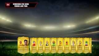 10 INSANE 100K PACKS - FIFA 15 ULTIMATE TEAM PACK OPENING Thumbnail