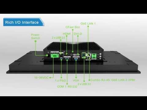 IEI Marine Series Video | Marine panel PC & embedded system
