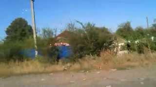 последствие войны в Луганске