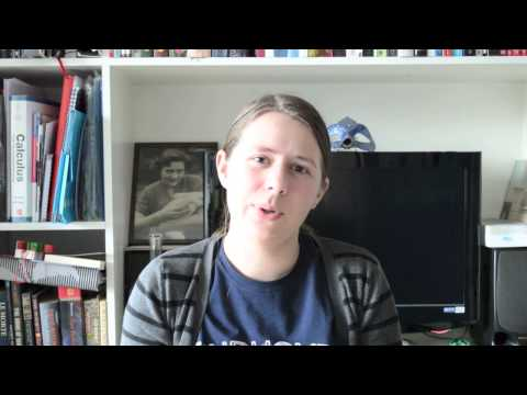 Video #1: 'Why I'm Studying ID.'  Video #2: 'Why I Quit Studying ID.'