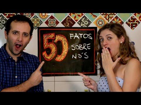 Veja o video – 50 fatos sobre Mari e Iberê – 3 milhões de inscritos!