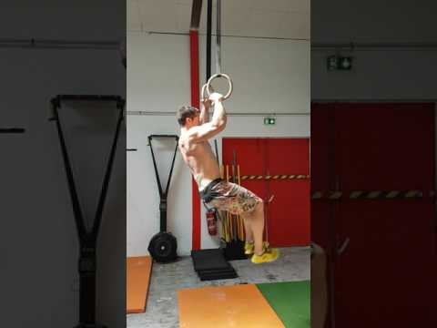 Martin TOMPOWSKY french wod 1 master 40