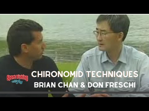 How To Fly Fish Using Chironomids With Don Freschi And Brian Chan