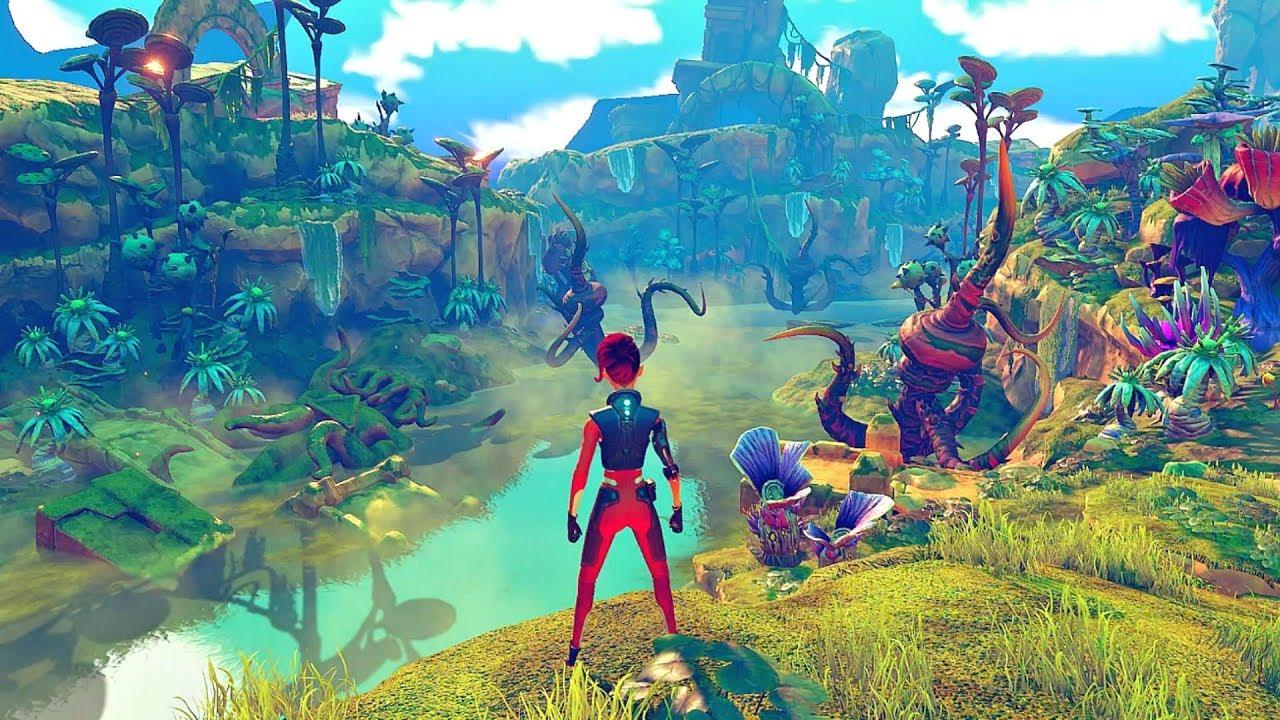 Vogue the Explorer - Full Gameplay (New Beautiful Strange World Adventure  Game 2018) - YouTube