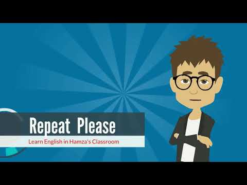 Present Continuous Tense   01   Affirmative Positive Sentences   English Grammar Lessons