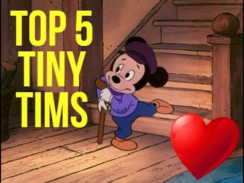 God Bless Us Everyone Top 5 Tiny Tim Characters