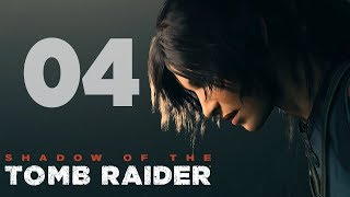 Shadow of the Tomb Raider | #04 | DUŻE KOTY