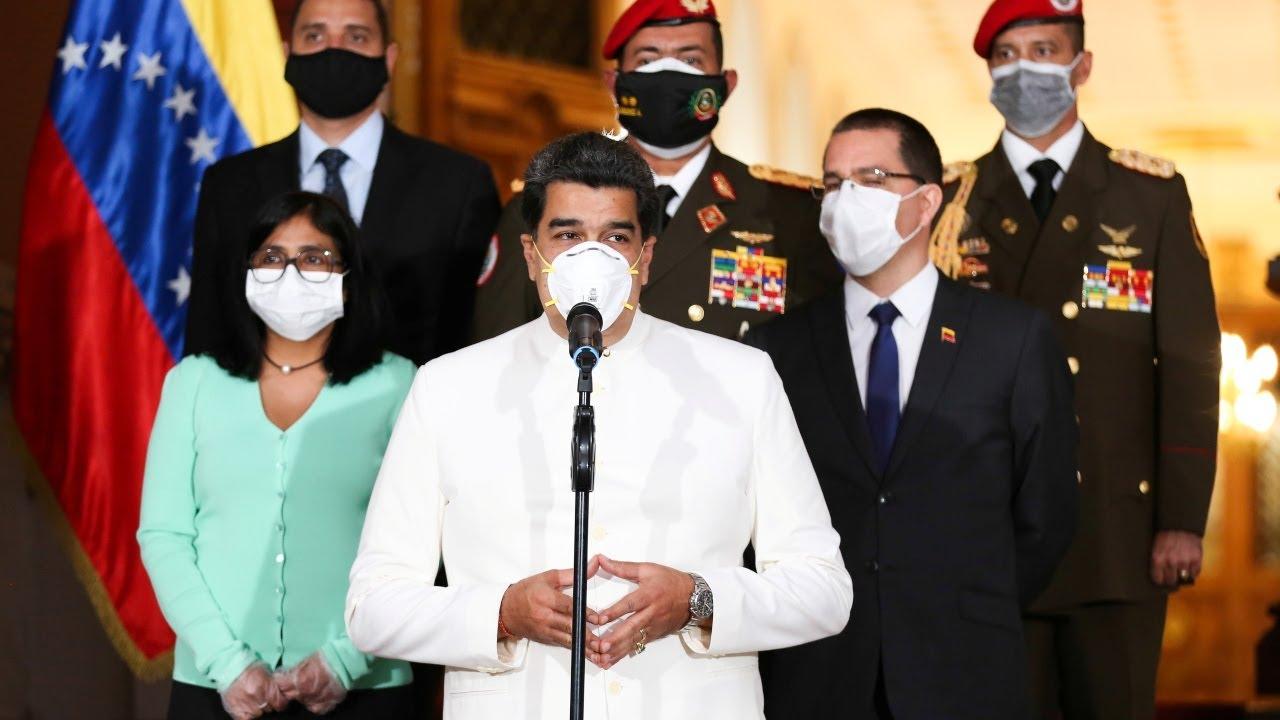 Coronavirus Venezuela | Nicolás Maduro está dispuesto a recibir ayuda internacional