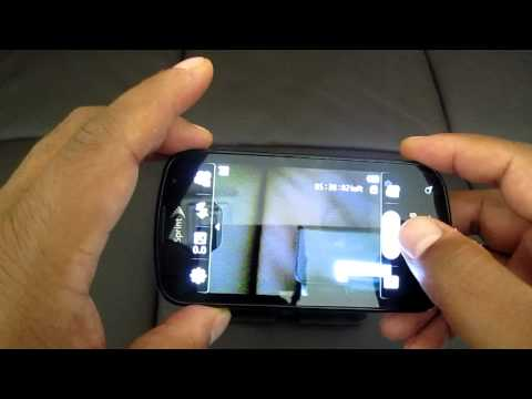 Samsung Epic 4g NO SOUND when video recording android SOLVED