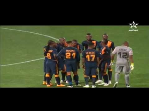 CL : raja 2 0 Kaizer Chiefs -  match retour complet