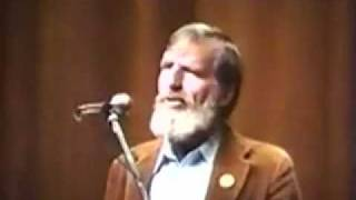 Edward Abbey Speech Part 1
