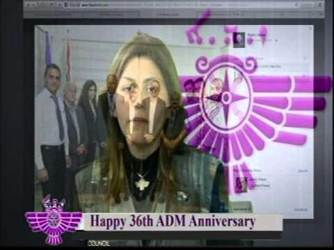 ADM Weekly Program, 36 years anniversary of ADM
