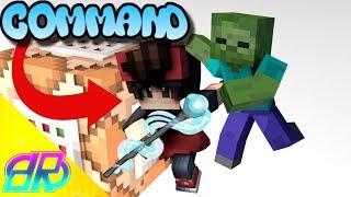 Minecraft Command Block Item Spawner Challenge Tutorial
