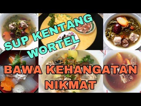 En In Ch中 Text Sup Kentang Wortel Masakan Rumahan Masak Apa Hari Ini Youtube