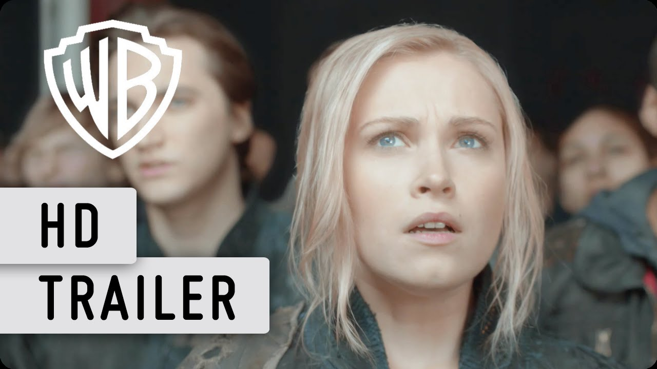 The 100 Staffel 1 Trailer Deutsch Hd German