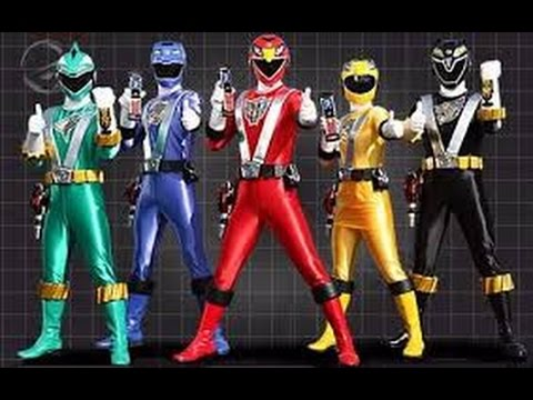 Como Dibujar A los Power Ranger RPM  YouTube