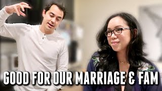 Doing This for My Marriage and My Family - itsjudyslife